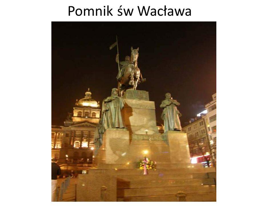 Pomnik św Wacława