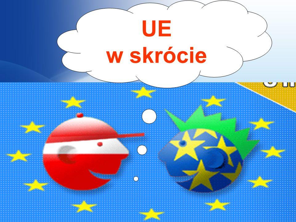 UE w skrócie