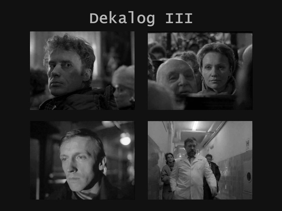 Dekalog III