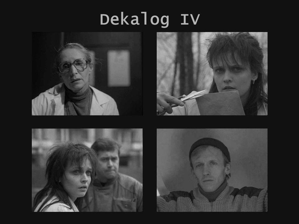 Dekalog IV