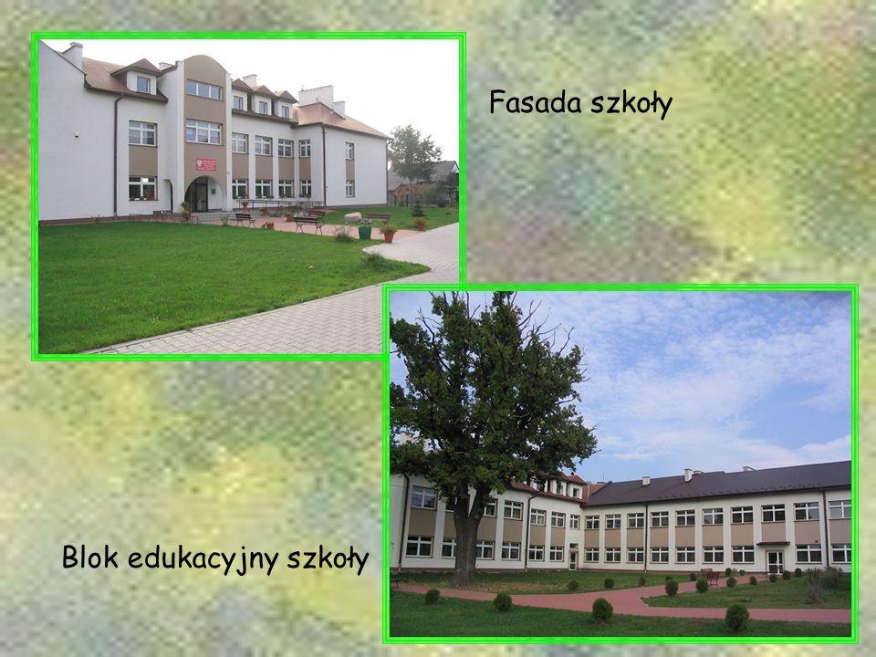 Blok edukacyjny szkoły