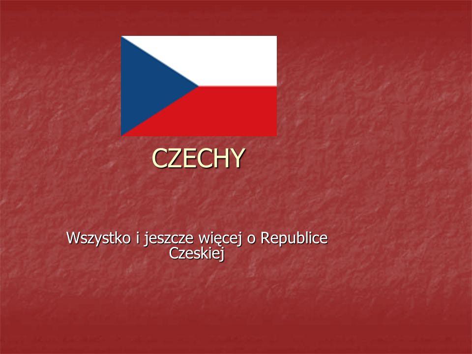 Wszystko i jeszcze więcej o Republice Czeskiej