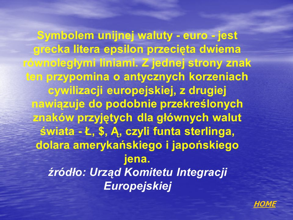 źródło: Urząd Komitetu Integracji Europejskiej