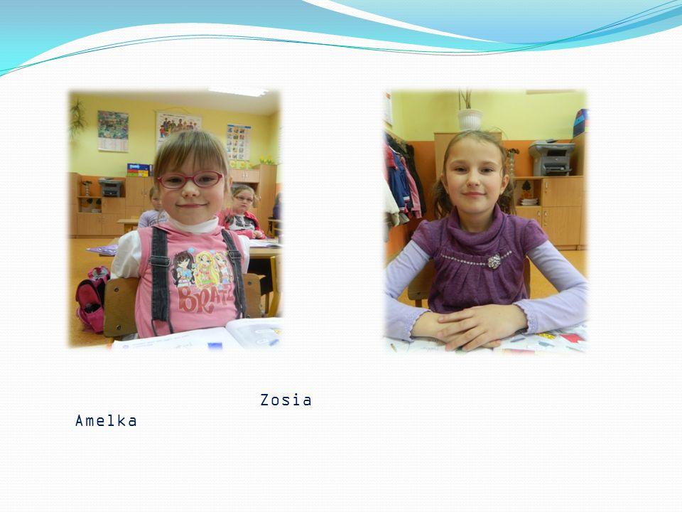 Zosia Amelka
