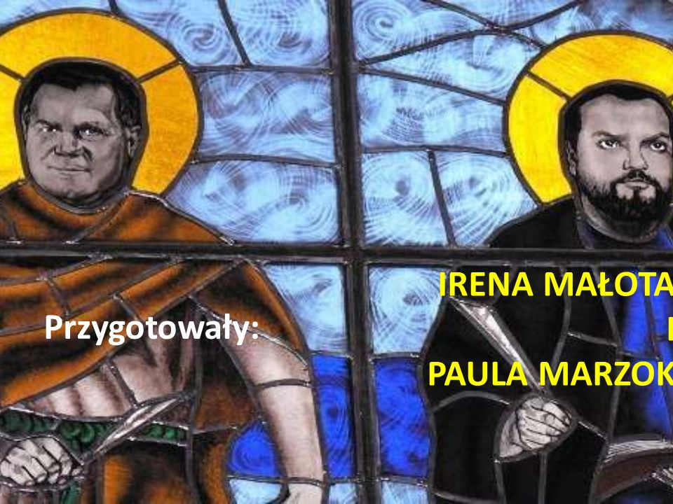 Irena Małota i Paula marzok