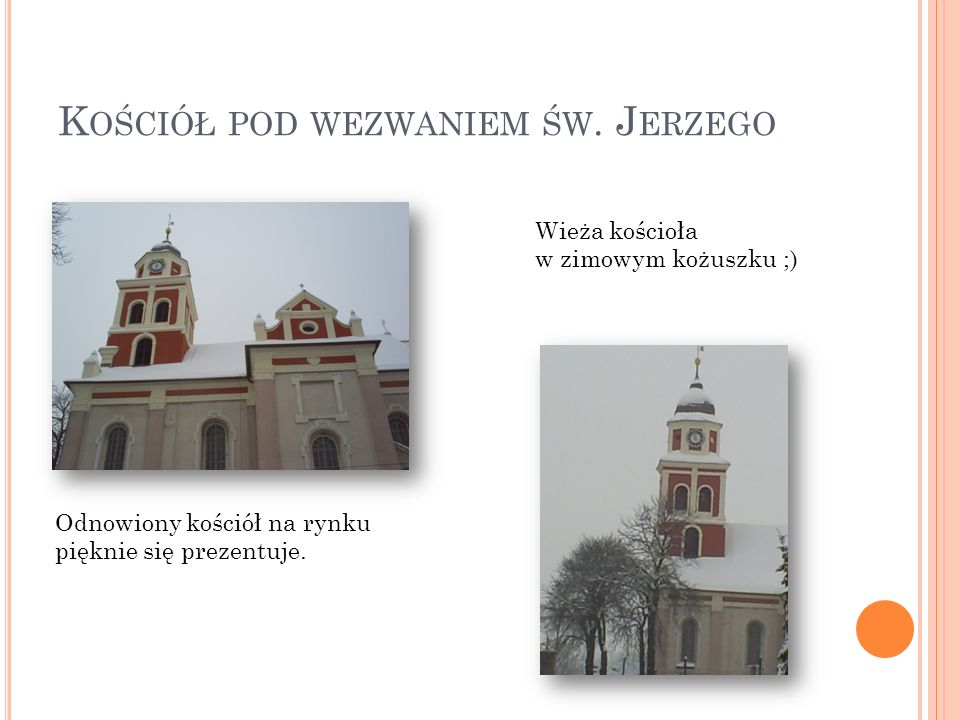 Kościół pod wezwaniem św. Jerzego