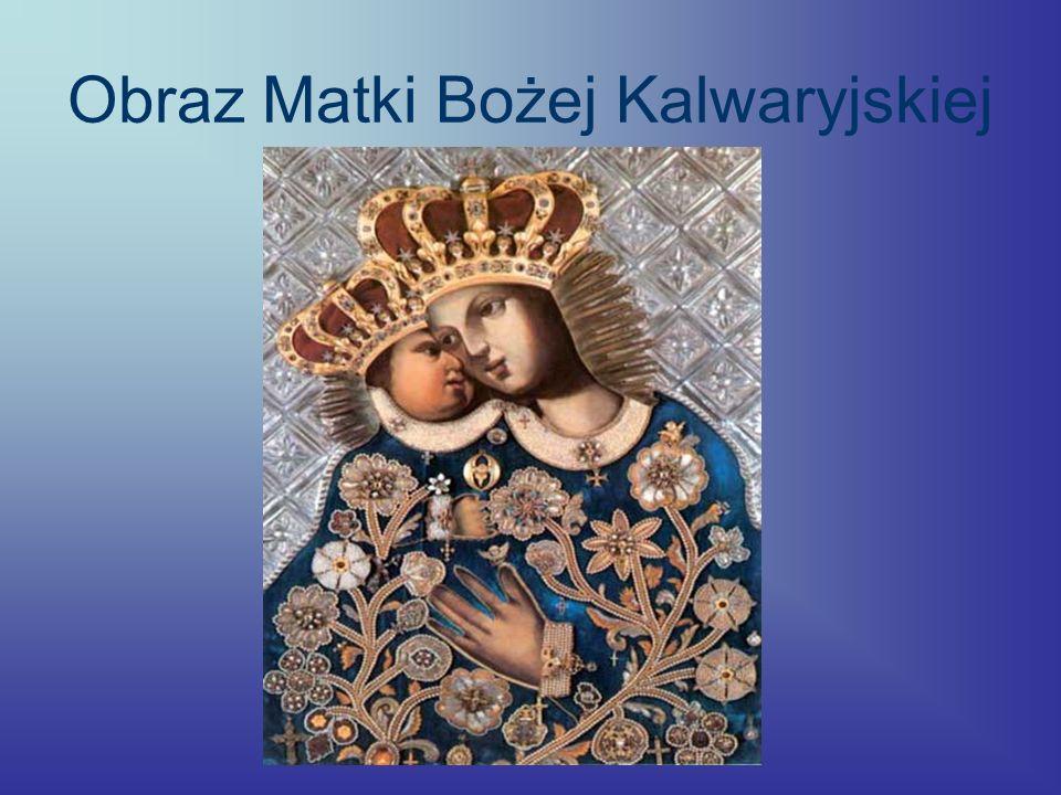 Obraz Matki Bożej Kalwaryjskiej