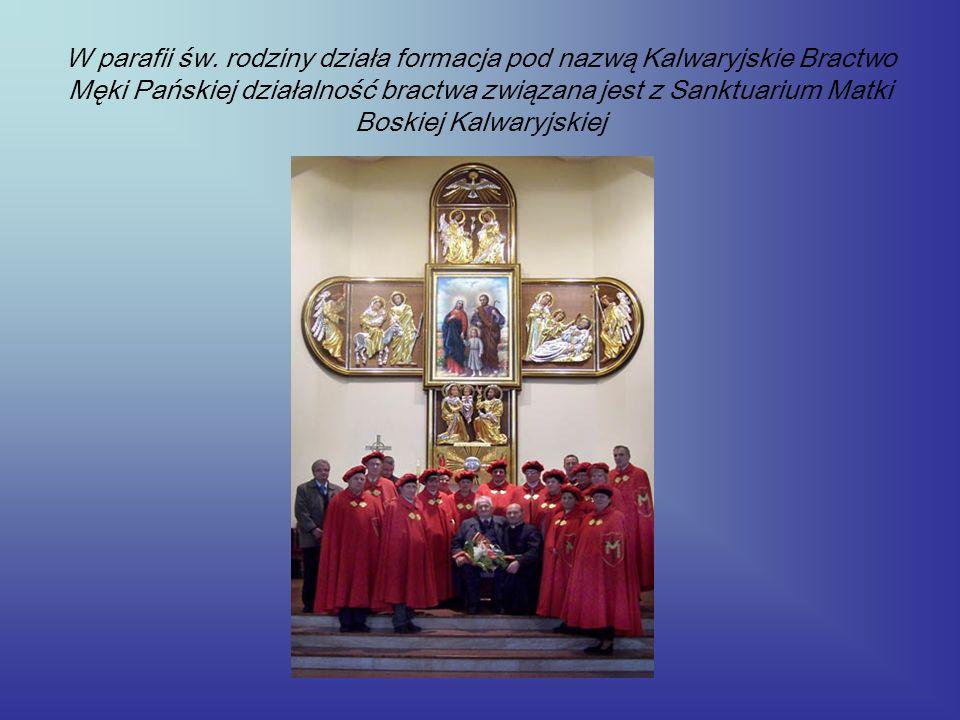 W parafii św.