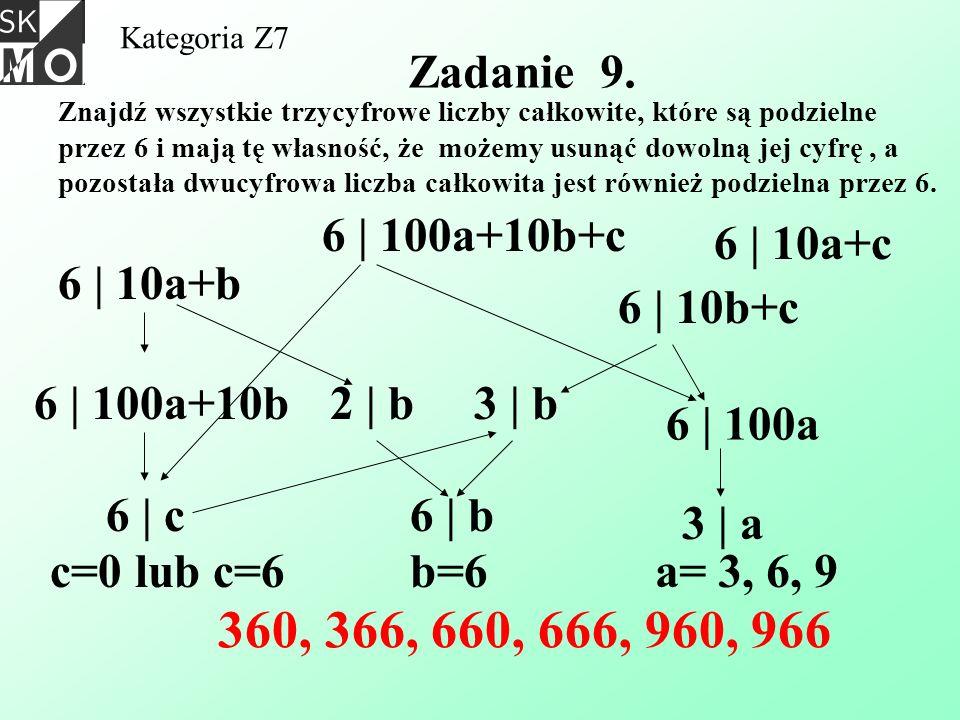 Kategoria Z7 Zadanie 9.