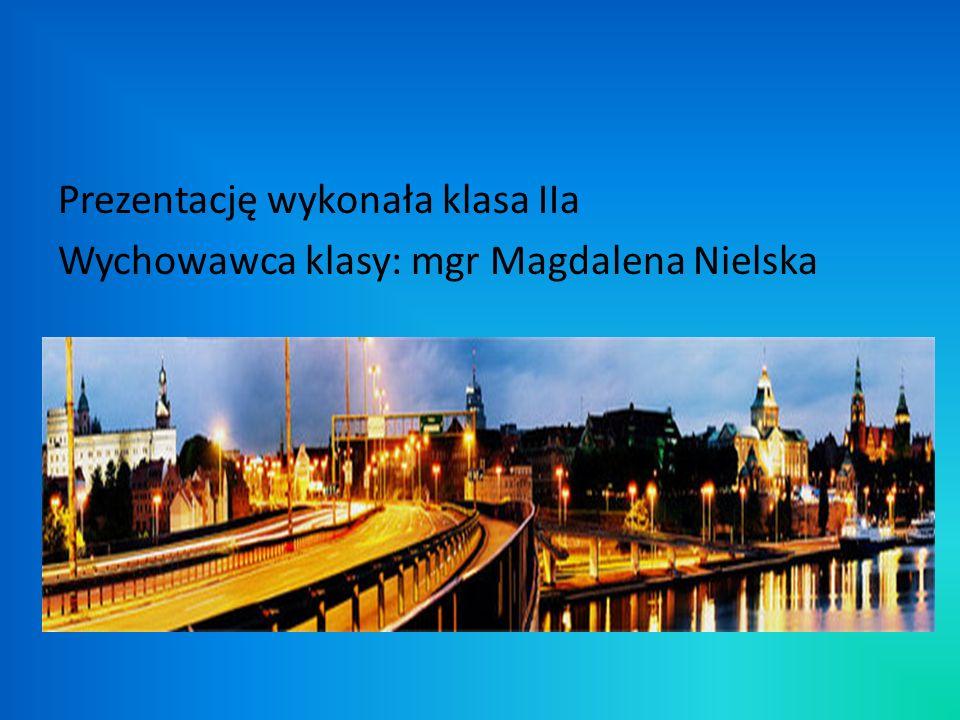 Prezentację wykonała klasa IIa Wychowawca klasy: mgr Magdalena Nielska