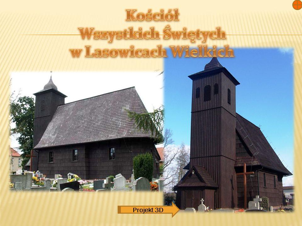 Kościół Wszystkich Świętych w Lasowicach Wielkich