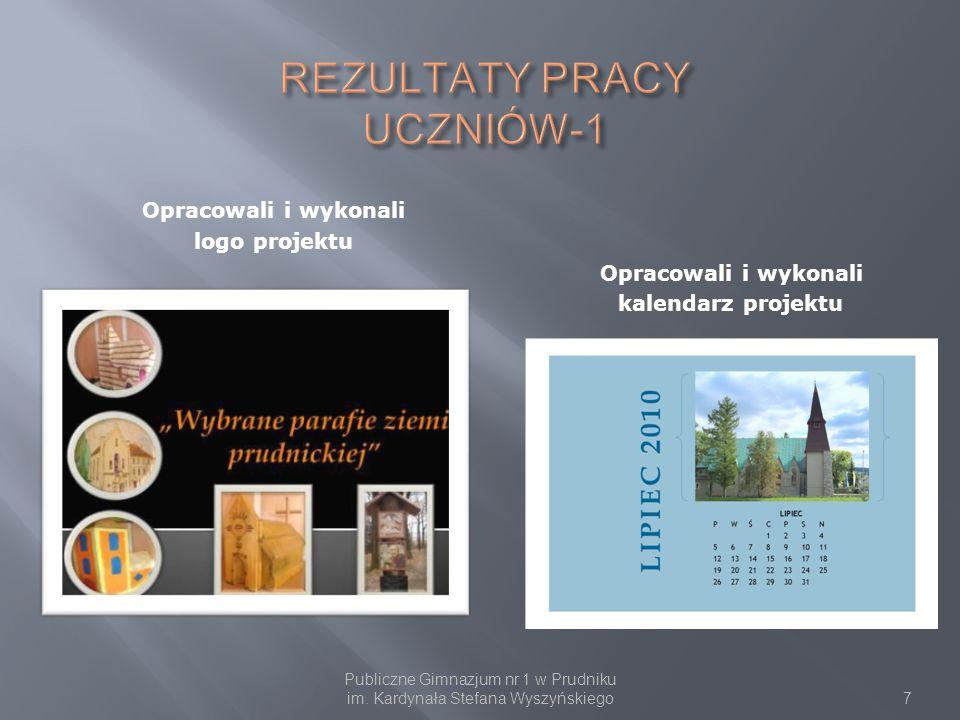 REZULTATY PRACY UCZNIÓW-1