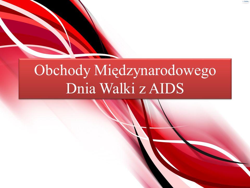 Obchody Międzynarodowego Dnia Walki z AIDS