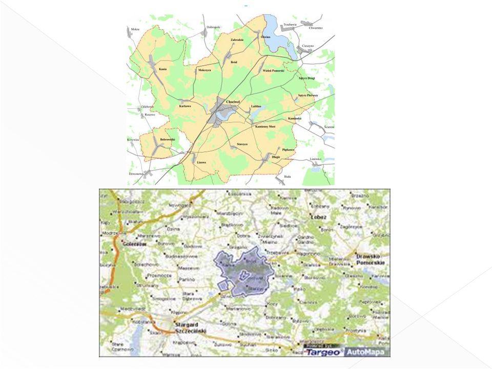 Położenie na mapie Polski
