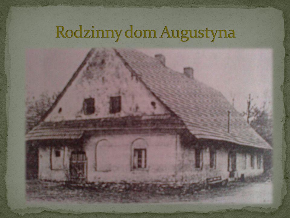 Rodzinny dom Augustyna