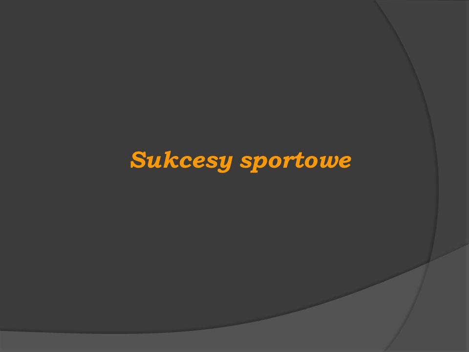 Sukcesy sportowe