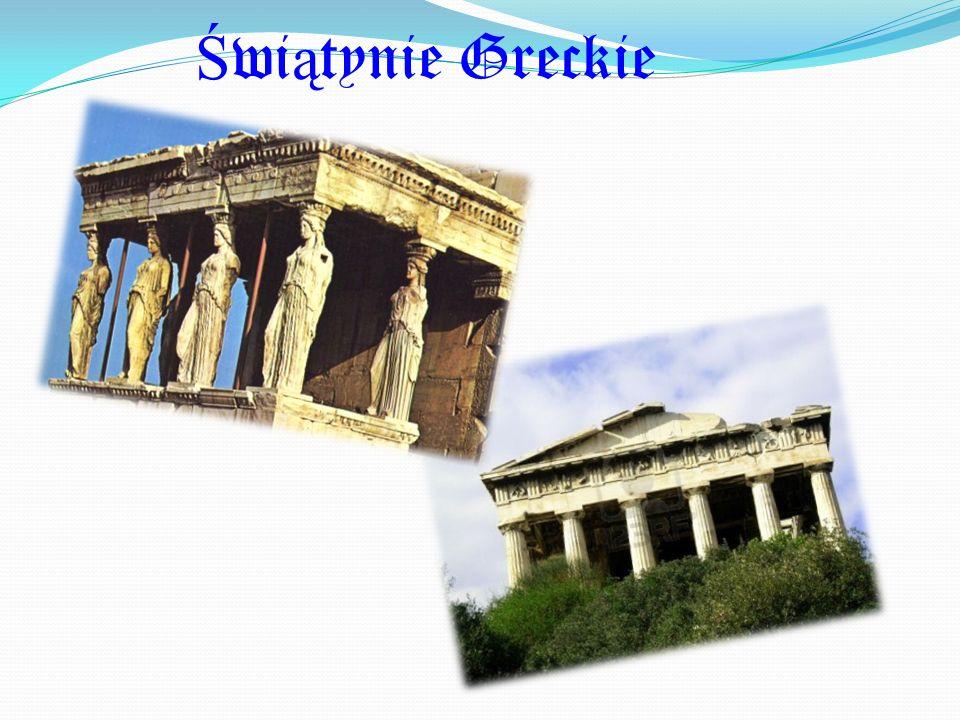 Świątynie Greckie