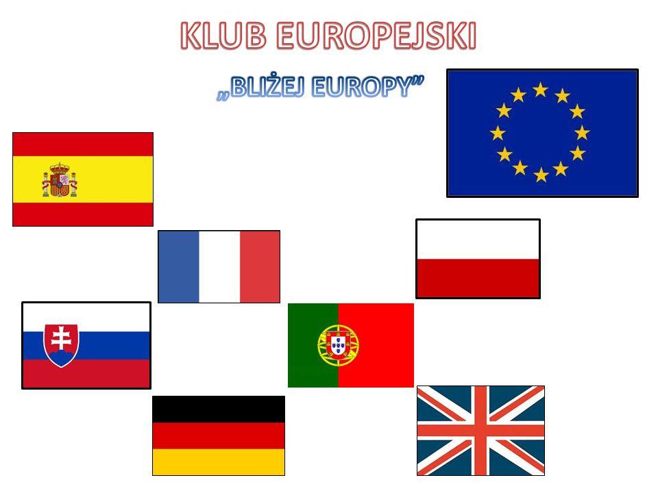 """KLUB EUROPEJSKI """"BLIŻEJ EUROPY"""