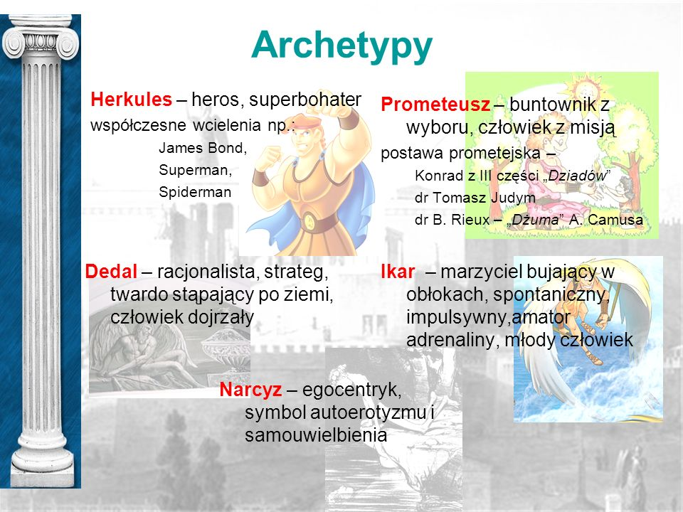 Archetypy Herkules – heros, superbohater