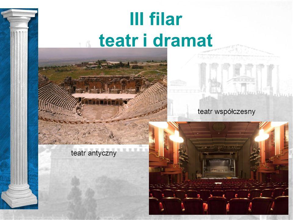 III filar teatr i dramat