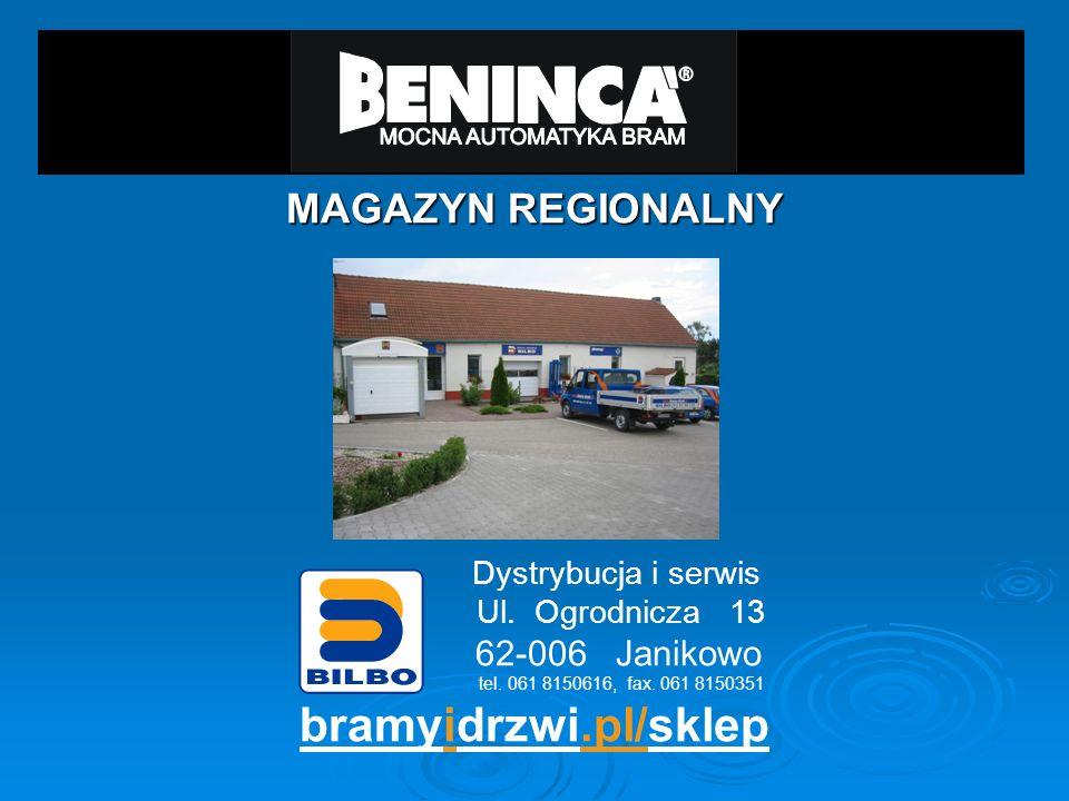 bramyidrzwi.pl/sklep MAGAZYN REGIONALNY 62-006 Janikowo