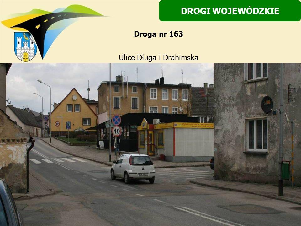 Ulice Długa i Drahimska