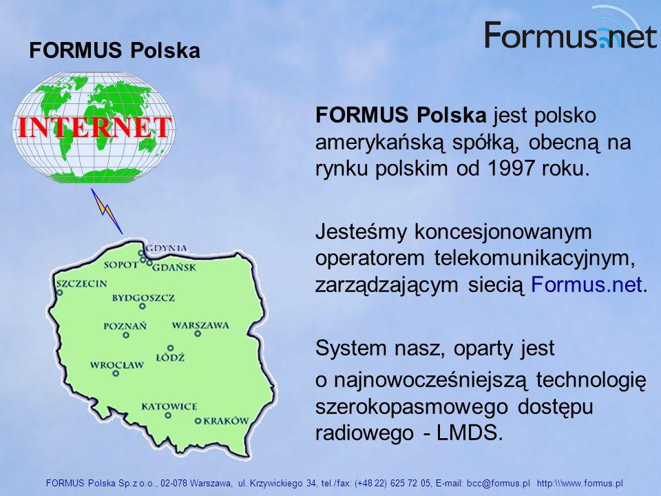 INTERNET FORMUS Polska