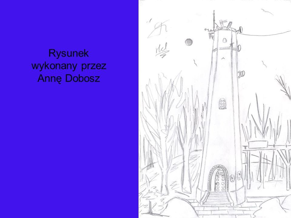 Rysunek wykonany przez Annę Dobosz