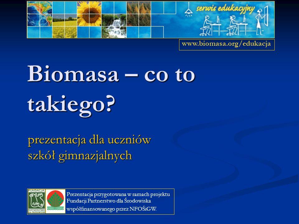 prezentacja dla uczniów szkół gimnazjalnych