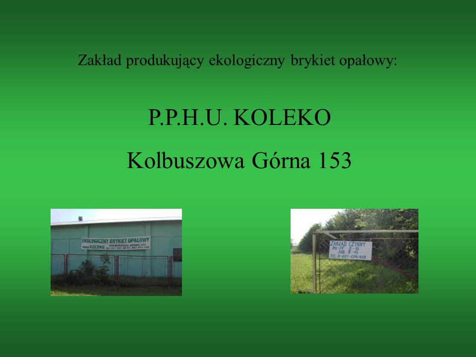 P.P.H.U. KOLEKO Kolbuszowa Górna 153