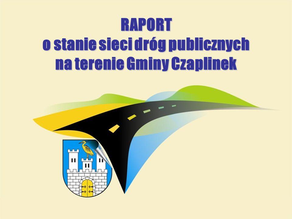 o stanie sieci dróg publicznych na terenie Gminy Czaplinek
