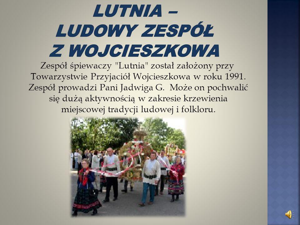 Lutnia – Ludowy zespół z Wojcieszkowa