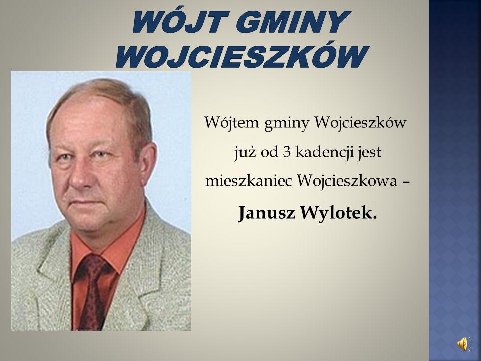 Wójt gminy Wojcieszków