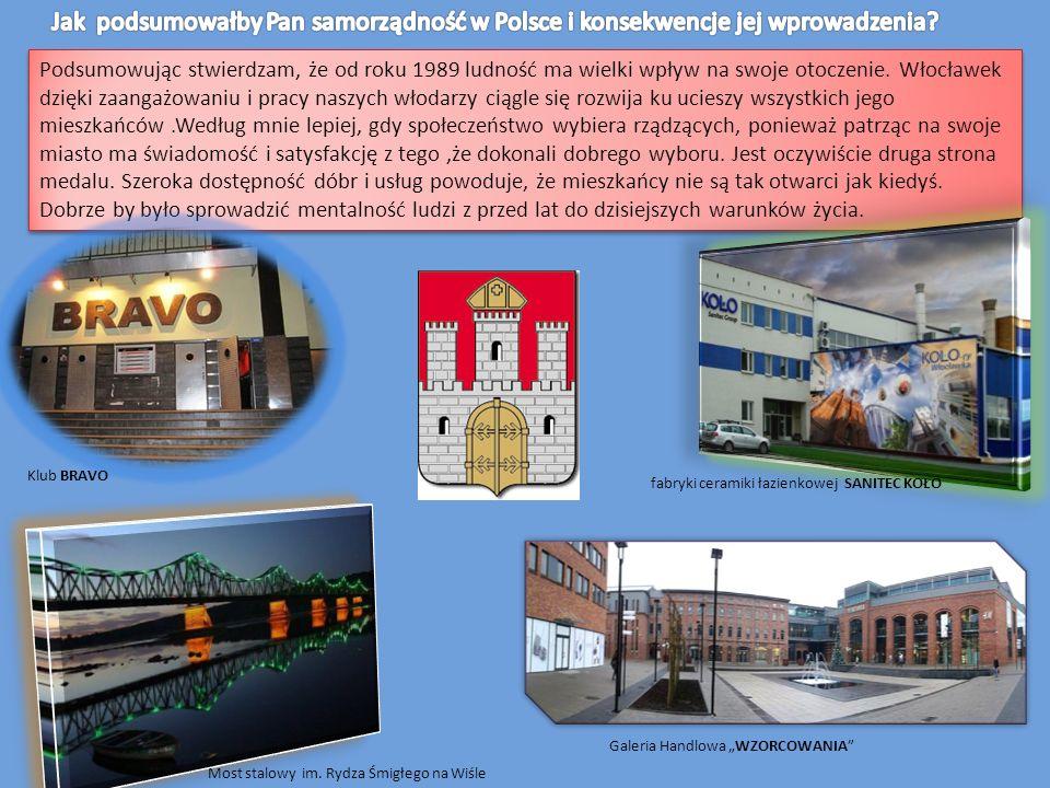 Jak podsumowałby Pan samorządność w Polsce i konsekwencje jej wprowadzenia