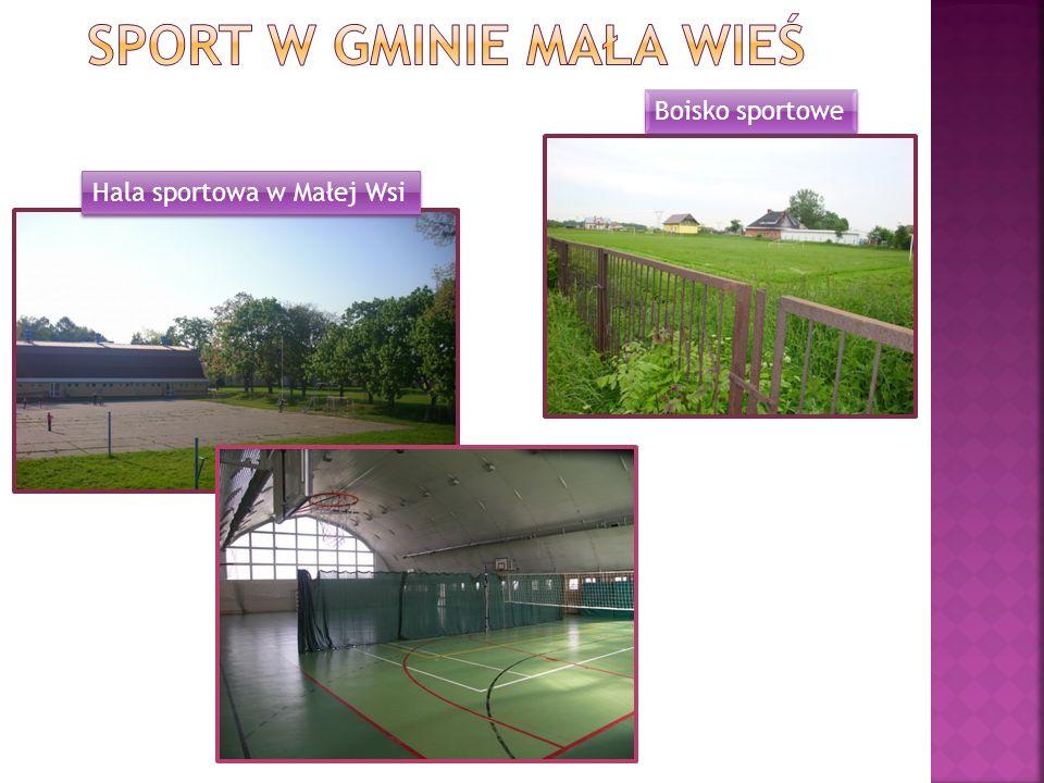 Sport w gminie Mała Wieś