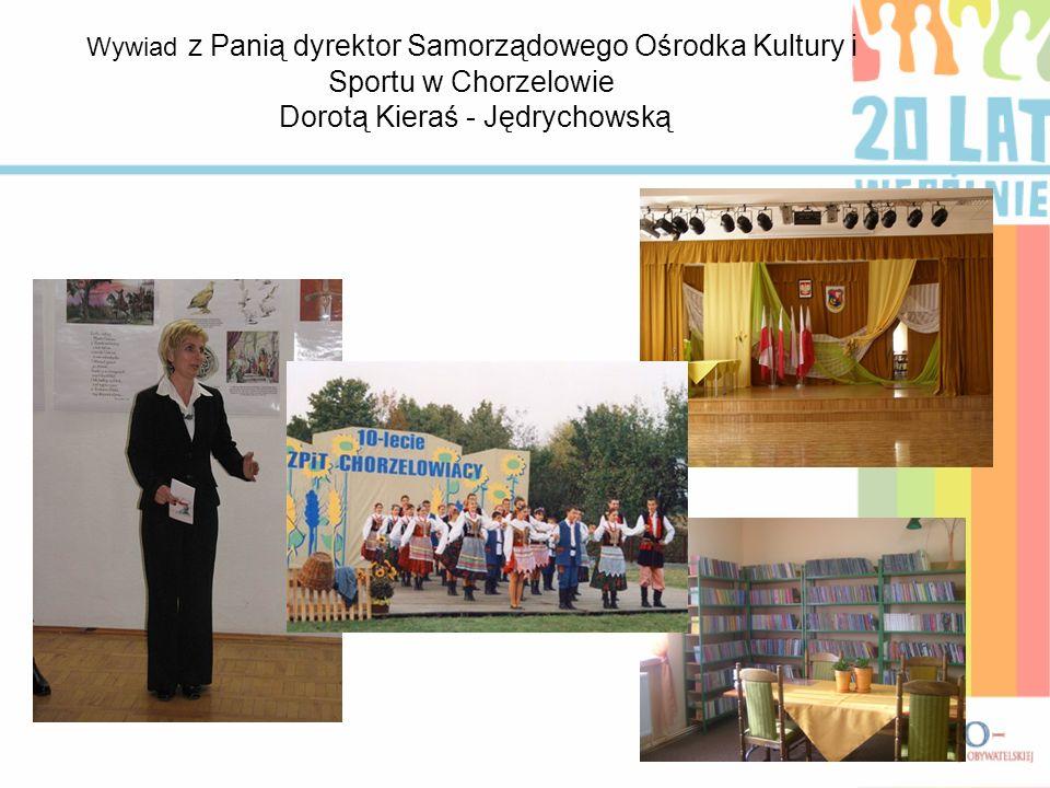 Dorotą Kieraś - Jędrychowską