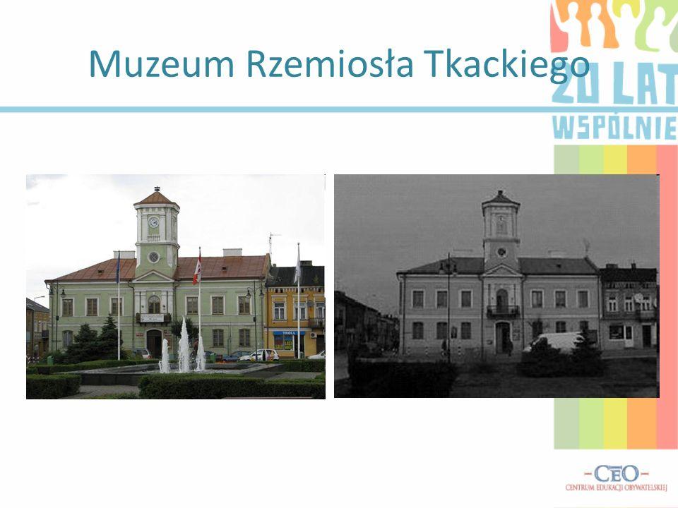 Muzeum Rzemiosła Tkackiego
