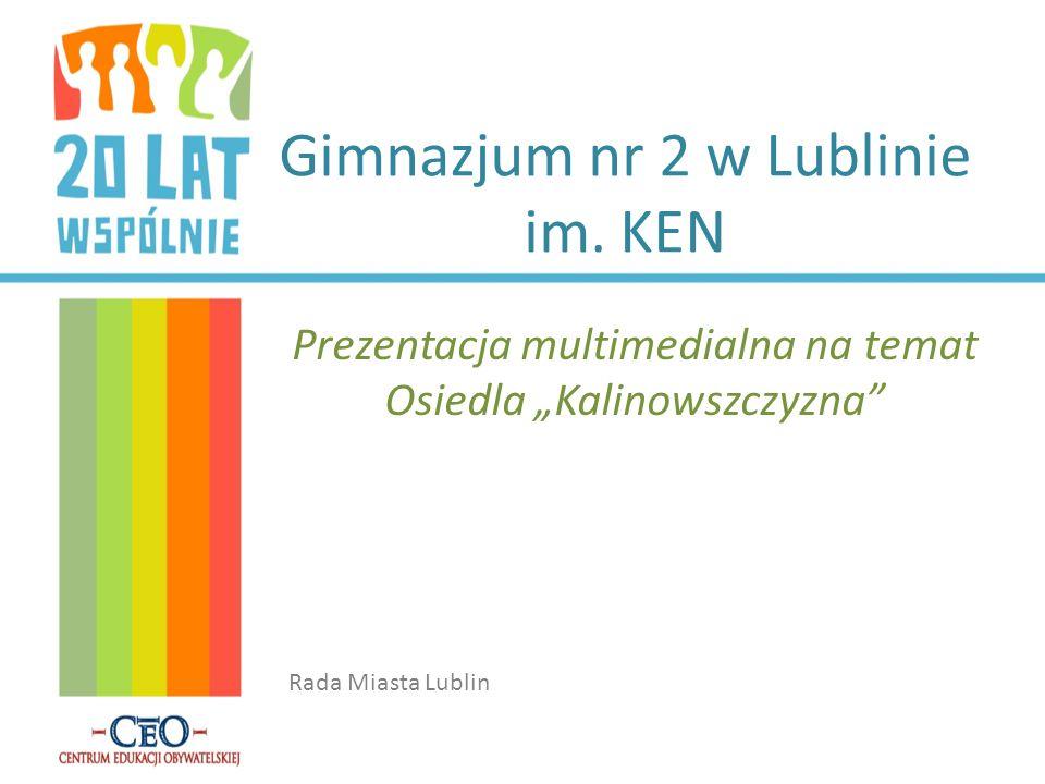 Gimnazjum nr 2 w Lublinie im. KEN