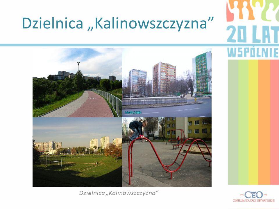 """Dzielnica """"Kalinowszczyzna"""