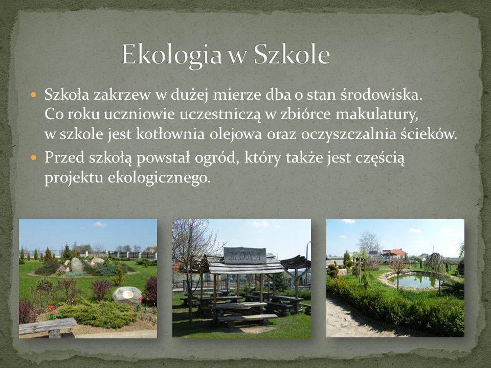 Ekologia w Szkole