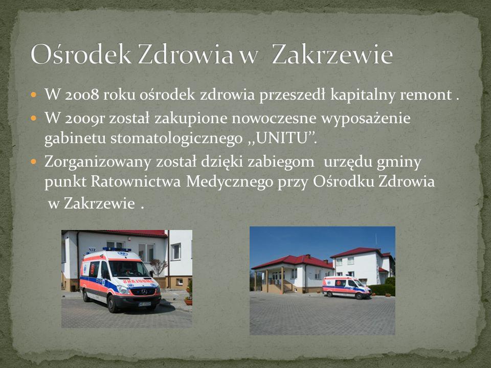 Ośrodek Zdrowia w Zakrzewie