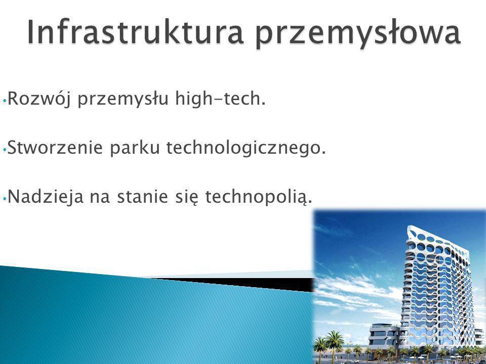 Infrastruktura przemysłowa