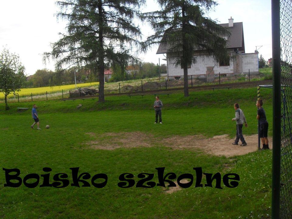 Boisko szkolne