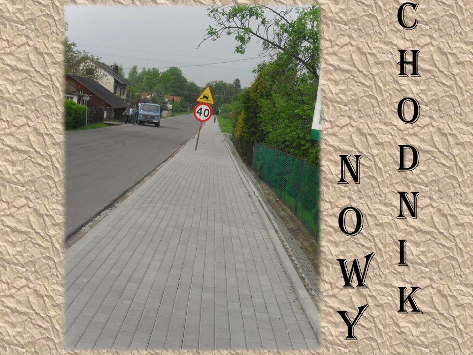 chodnik Nowy