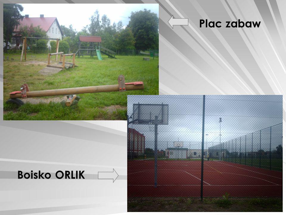 Plac zabaw Boisko ORLIK