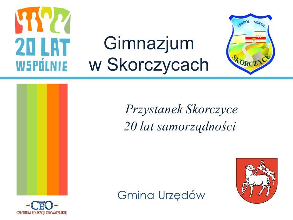 Gimnazjum w Skorczycach