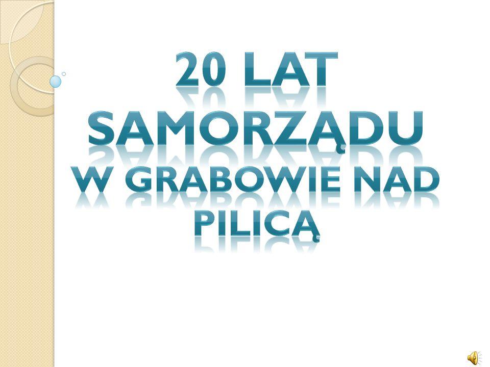20 lat Samorządu w Grabowie nad Pilicą