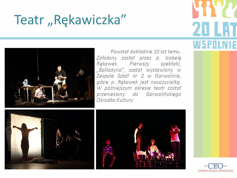 """Teatr """"Rękawiczka"""