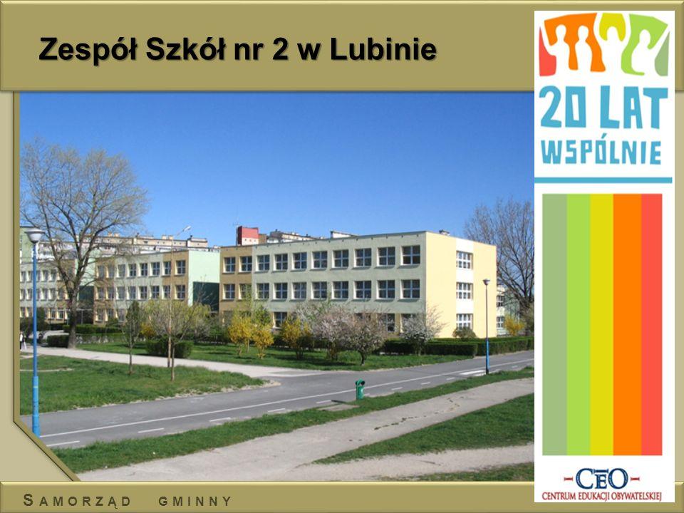 Zespół Szkół nr 2 w Lubinie