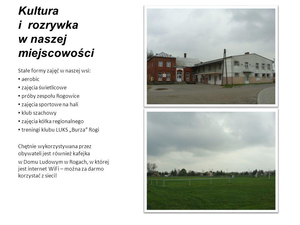 Kultura i rozrywka w naszej miejscowości